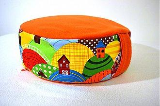 Úžitkový textil - Pohánkový Podsedák Veselé Mestečko - 3356401
