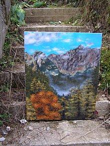 Obrazy - v prírode - 3358178