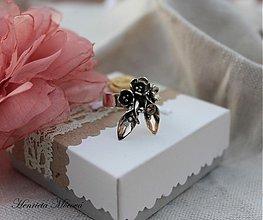 Prstene - Ranná rosa na lúke - 3358183