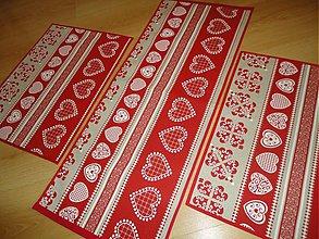 Úžitkový textil - Sáda pre dvoch - Tradičná ornamentová - - 3359695