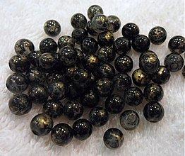 Korálky - Plast.korálky 6mm-50ks - 3361250