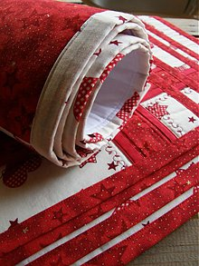 Úžitkový textil - Vianočné prestieranie No.2 :) - 3362960