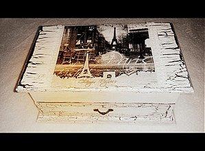 Krabičky - La Paris boutique - 3364036