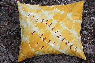 Úžitkový textil - pohánkový vankúšik - 3364827