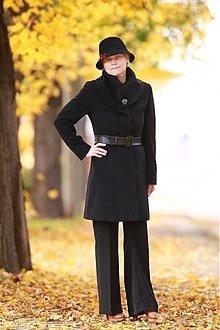 Kabáty - elegantný kabát SOŇA T - 3367214