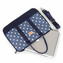 Na notebook - NBbag crossbe Dots 15,4 palcov - 3368384