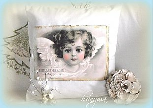 Úžitkový textil - anjel - 3384296