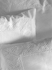 Úžitkový textil - Obliečka štvorec ADELA maxi - 3386428