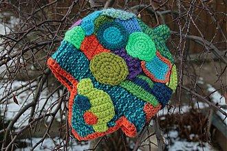 Čiapky - Originálna čiapka Trocha chlapčenského nadhľadu - 3389736