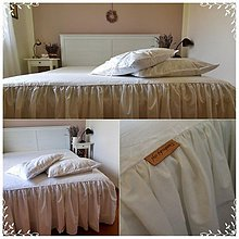 Úžitkový textil - Vintage povlak na postel - 3390847
