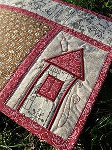 Úžitkový textil - Vianočné prestieranie No.3 :) - 3399305