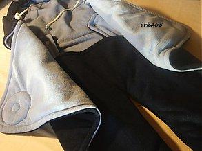 Textil - zavinovačka s nôžkami - 3401167