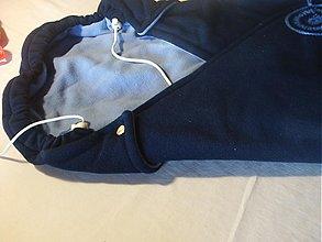 Textil - zavinovačka flees - 3401179