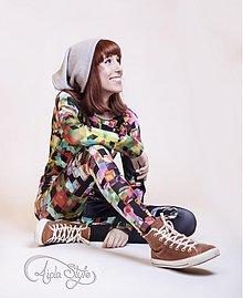 Mikiny - Cubes of Housemusic - termo oblečenie - 3410549