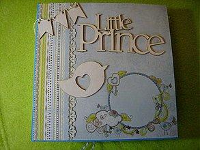 Papiernictvo - Little prince- Akcia/SKLADOM!!! - 3411131