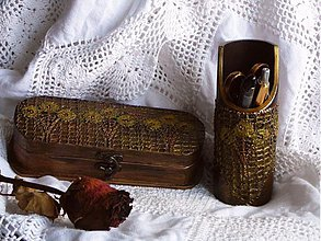 Dekorácie - stojan na perá - 3411180