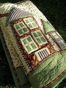 Úžitkový textil - Strom vo vetre...:))) - 3414962