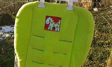 Úžitkový textil - Podložka s nášivkou - 3423211