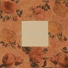 Zrkadlá - zrkadlo ruže - skladom - 3426989