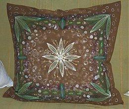 Úžitkový textil - poťah 64x60 na podušku veľký - skladom - 3428703