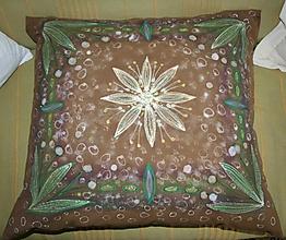 Úžitkový textil - poťah 64x60 na podušku veľký - skladom - 3428704