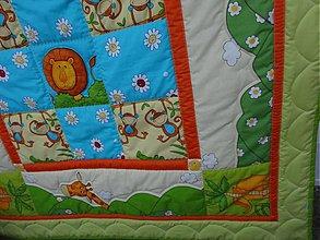 Textil - Deka - Džungľa - 3430391