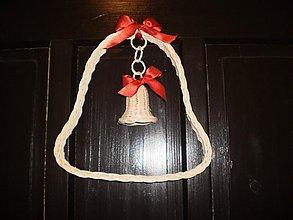 Dekorácie - Zvonček na dvere - 3430732