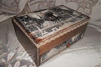 Krabičky - Paríž - 3435440
