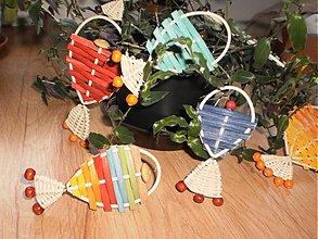Dekorácie - Ryby na Vianočný stromček - 3437749