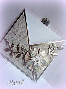 Papiernictvo - Vianočný klenot... - 3438987