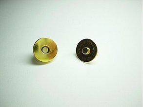Galantéria - Magnetické zapínanie - typ 01 - 3441875