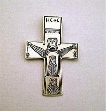 Náhrdelníky - mačanský kríž - 3442190