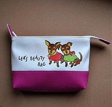 Taštičky - lea´ s beauty bag - 3448378