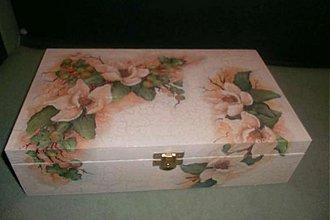 Krabičky - čajovka na želanie - 3449244