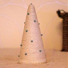 Dekorácie - Vianočný stromček *2 - 3454702