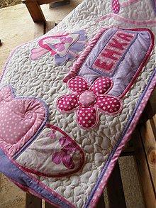 Úžitkový textil - Víla kvetov...:))) - 3463862