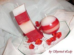 Svietidlá a sviečky - Gule - rôzne farby - 3464290