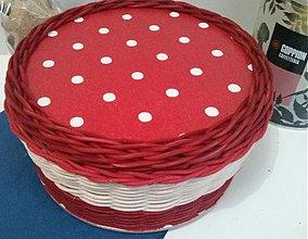 Košíky - bodkovník - 3464359