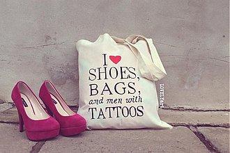 Nákupné tašky - Shoes, bags and men!  - 3464583