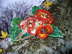 Brošne - Brošňa - Japonečka malá - 3464757