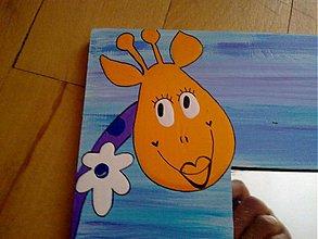 Zrkadlá - ZRKADLO-žirafky - 346652