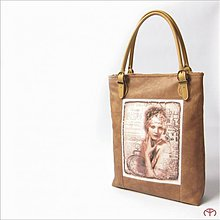 Veľké tašky - WOMAN'S ELEGANCE - Portrait (size \