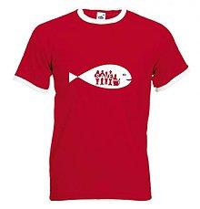 Oblečenie - Save dog Ringer - 3489471