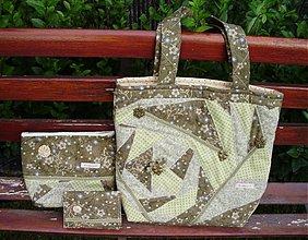 Kabelky - patchworková crazy taška - 3491120