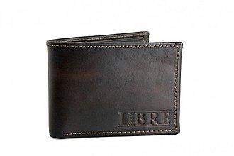 Tašky - Kožená pánská peněženka - 3500821