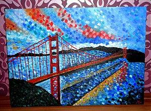 Obrazy - San Francisco. - 3501053