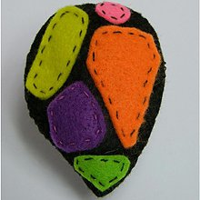 Hračky - Farebná paleta - 3503436