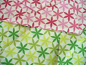 Textil - Bavlnená látka - Jarné osvieženie - 3503489