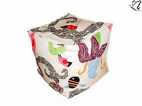Úžitkový textil - _HOPA s lienočkou a včeličkou - 3505734