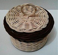 Košíky - Košík ihelníček - 3506697